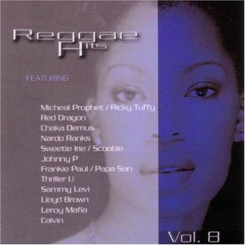 Va-Reggae Hits - Vol. 8-Reggae Hits - Preis vom 11.05.2021 04:49:30 h