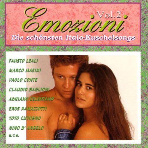 Various - Emozioni Vol.2 - Preis vom 11.04.2021 04:47:53 h