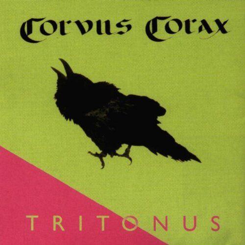 Corvus Corax - Tritonus - Preis vom 16.01.2020 05:56:39 h