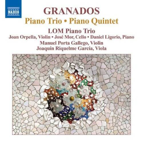Lom Piano Trio - Klaviertrio/Klavierquintett - Preis vom 13.05.2021 04:51:36 h