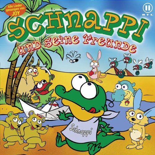 Schnappi - Schnappi und Seine Freunde - Preis vom 15.04.2021 04:51:42 h