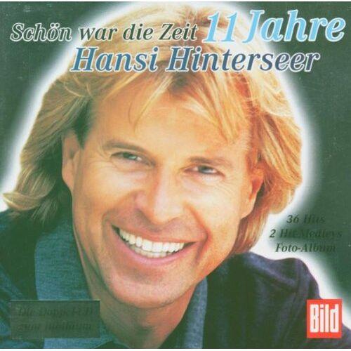 Hansi Hinterseer - Schön War die Zeit-11 Jahre Hansi Hinterseer - Preis vom 20.10.2020 04:55:35 h