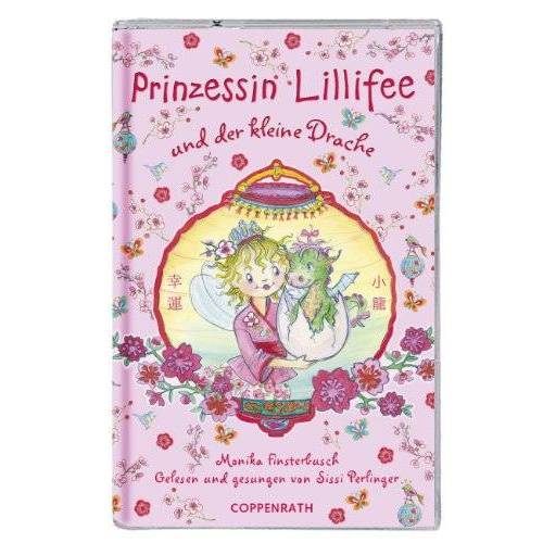 Prinzessin Lillifee - Der Kleine Drache [Musikkassette] - Preis vom 05.09.2020 04:49:05 h