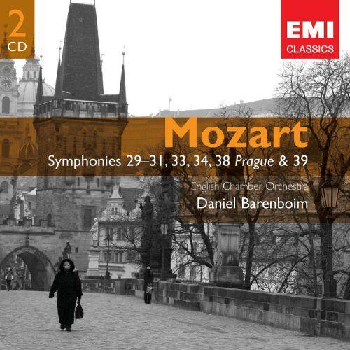 Barenboim - Sinfonien 29-31,33,34,38,39 - Preis vom 17.10.2019 05:09:48 h