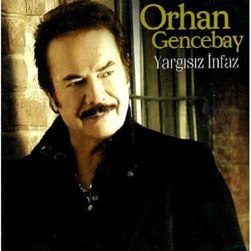 Orhan Gencebay - Yargisiz Infaz - Preis vom 20.10.2020 04:55:35 h