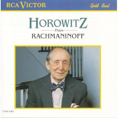 S. Rachmaninoff - Horowitz Plays Rachmaninoff - Preis vom 22.02.2021 05:57:04 h