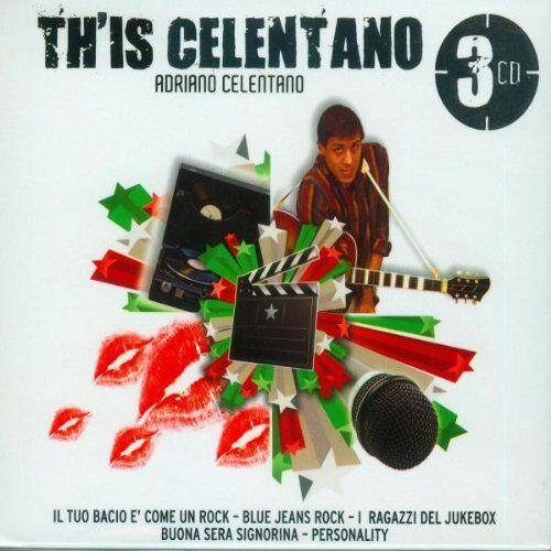 Adriano Celentano - Th'is Celentano - Preis vom 03.09.2020 04:54:11 h