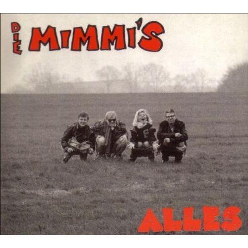 Die Mimmi's - Alles Zuscheissen - Preis vom 12.04.2021 04:50:28 h