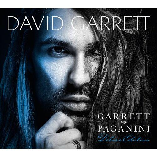 David Garrett - Garrett vs. Paganini (Deluxe Edition) - Preis vom 28.02.2021 06:03:40 h