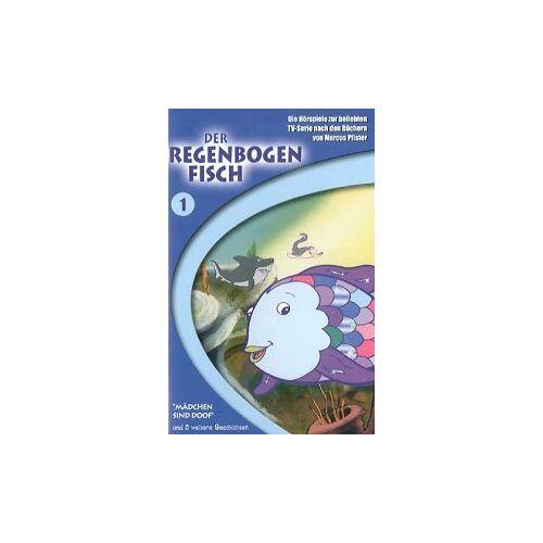 der Regenbogenfisch - Der Regenbogenfisch,Folge 1 [Musikkassette] - Preis vom 14.04.2021 04:53:30 h