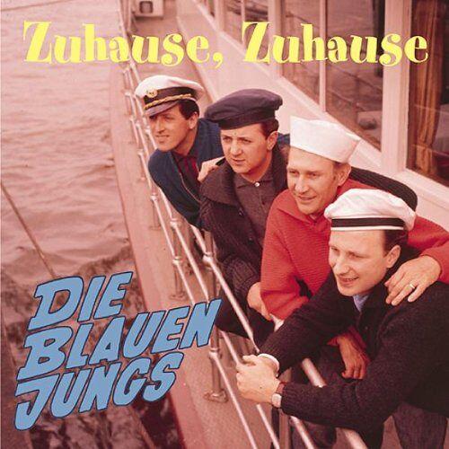Die Blauen Jungs - Zuhause, Zuhause - Preis vom 26.02.2021 06:01:53 h