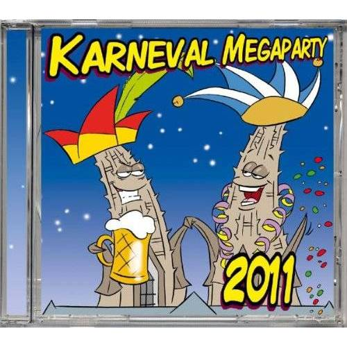 Karneval! - Karneval Megaparty 2011 - Preis vom 04.10.2020 04:46:22 h