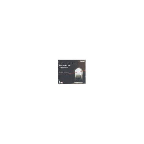 Ambrose Bierce - Geisterstunde, 2 Audio-CDs - Preis vom 14.05.2021 04:51:20 h