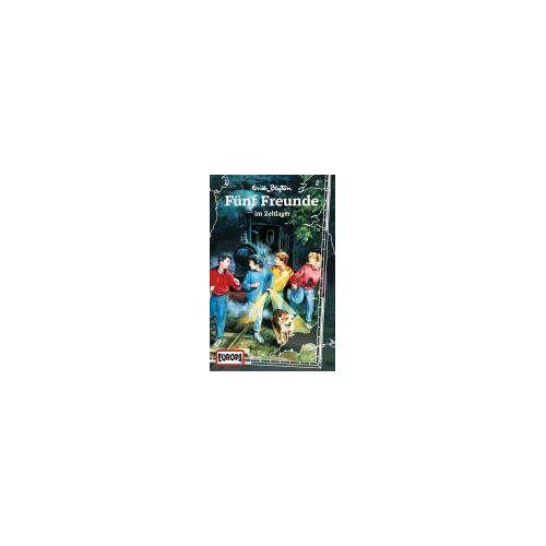 Fünf Freunde - 002/im Zeltlager [Musikkassette] - Preis vom 13.05.2021 04:51:36 h