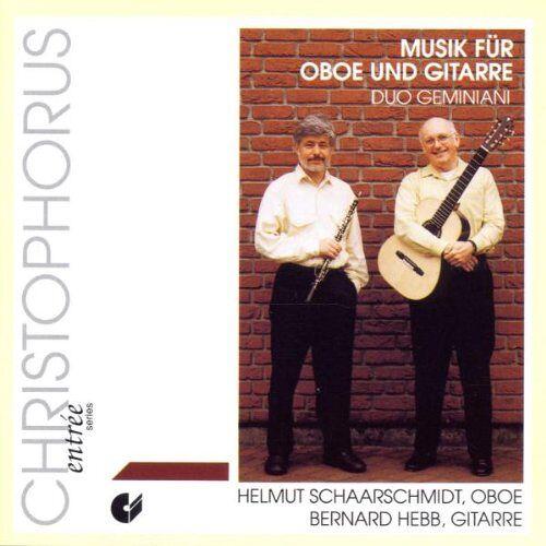 DUO Musik für Oboe und Gitarre - Preis vom 26.02.2021 06:01:53 h