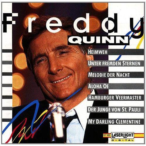Freddy Quinn - Freddy Quinn-Heimweh - Preis vom 16.04.2021 04:54:32 h