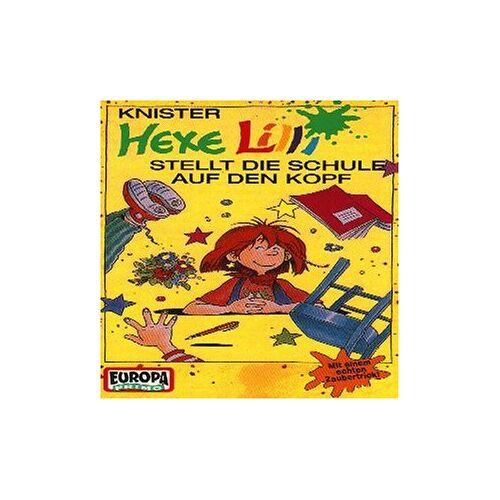Knister - Hexe Lilli - Stellt die Schule auf den Kopf [Musikkassette] [Musikkassette] [Musikkassette] - Preis vom 31.10.2020 05:52:16 h