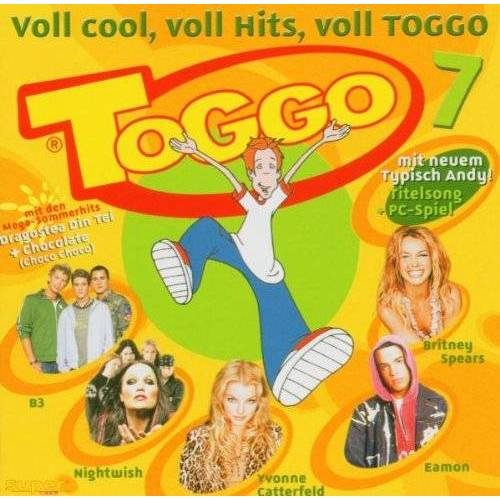 Various - Toggo-Die 7te - Preis vom 16.04.2021 04:54:32 h