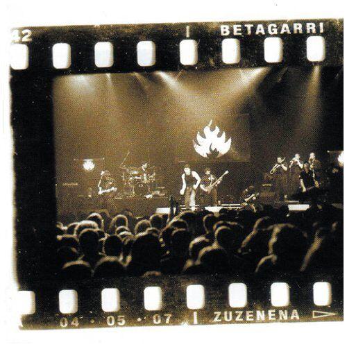 Betagarri - Zuzenena (CD+Dvd) - Preis vom 20.01.2021 06:06:08 h