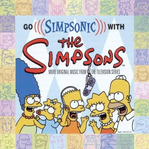 Various - Go Simpsonic With the Simpsons - Preis vom 23.01.2020 06:02:57 h