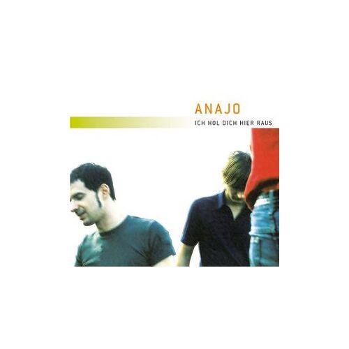Anajo - Ich Hol Dich Hier Raus - Preis vom 18.10.2020 04:52:00 h
