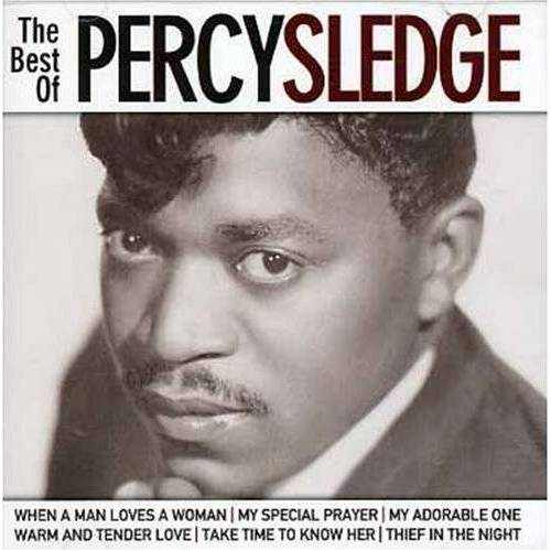 Percy Sledge - The best of Percy Sledge - Preis vom 03.03.2021 05:50:10 h