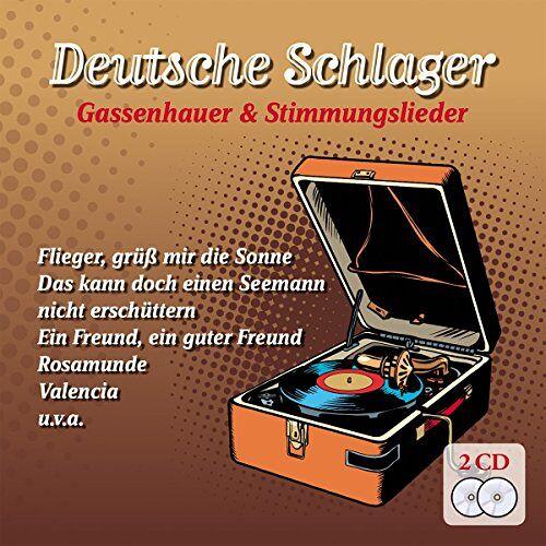 Various - Deutsche Schlager Gassenhauer & Stimmungslieder - Preis vom 18.04.2021 04:52:10 h