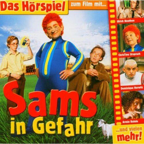 Hörspiel Zum Film - Sams in Gefahr - das Hörspiel - Preis vom 21.02.2020 06:03:45 h