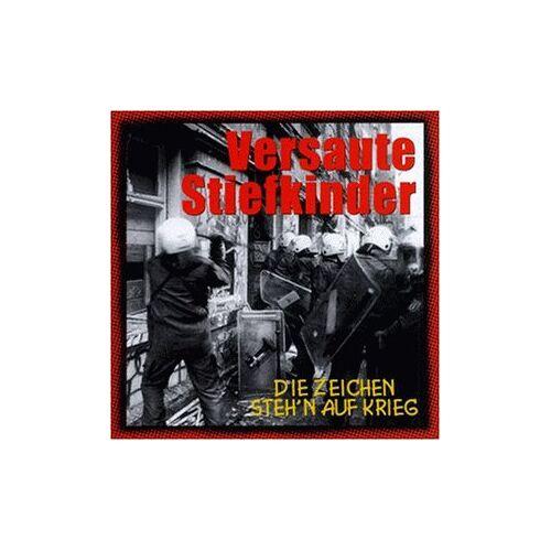 Versaute Stiefkinder - Die Zeichen Steh'N auf Krieg - Preis vom 06.05.2021 04:54:26 h