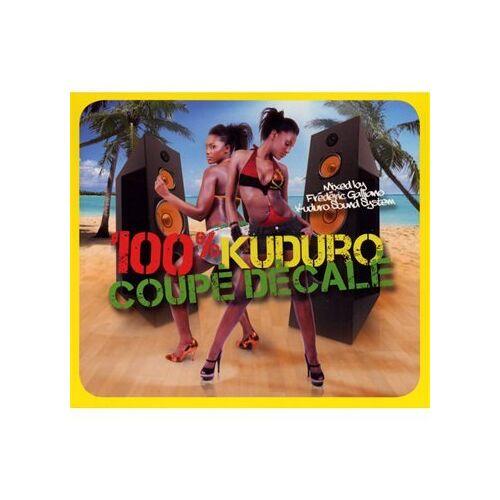 Various - 100% Kuduro Coupe Decale - Preis vom 16.04.2021 04:54:32 h