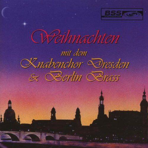Knabenchor Dresden & Berlin Br - Weihnachten in Dresden - Preis vom 05.05.2021 04:54:13 h