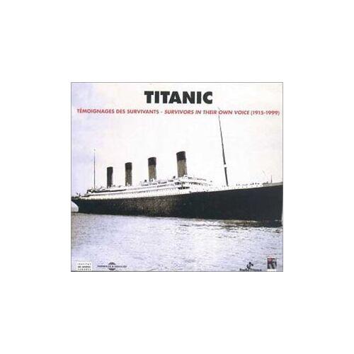 Titanic 1915-1999 - Titanic 1915-1999 Titanic Survivors in T - Preis vom 20.10.2020 04:55:35 h