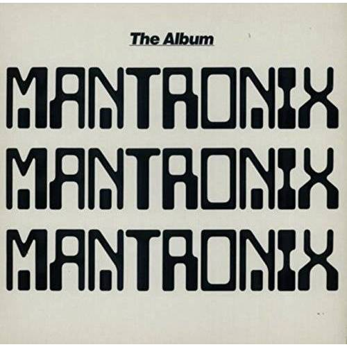Mantronix - MANTRONIX / THE ALBUM - Preis vom 17.04.2021 04:51:59 h
