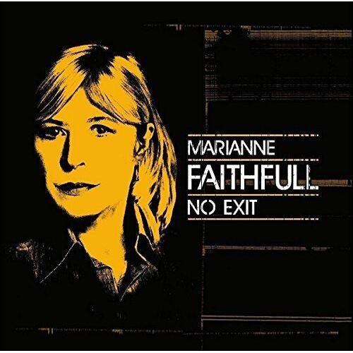 Marianne Faithfull - No Exit [Vinyl LP] - Preis vom 21.01.2020 05:59:58 h