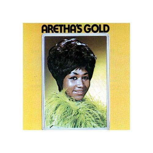 Aretha Franklin - Aretha's Gold - Preis vom 20.10.2020 04:55:35 h