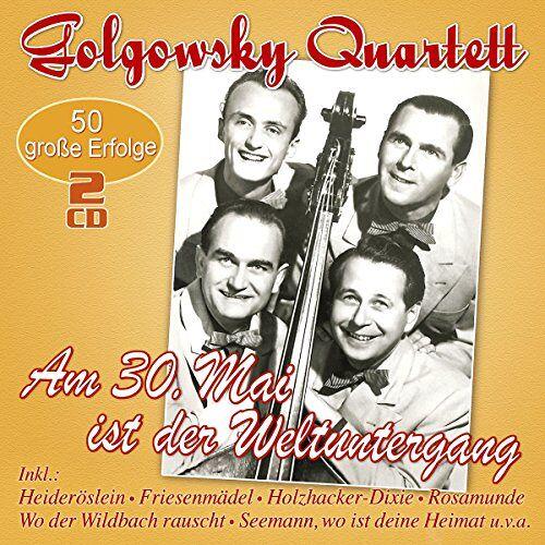 Golgowsky Quartett - Am 30. Mai ist der Weltuntergang - Preis vom 10.05.2021 04:48:42 h