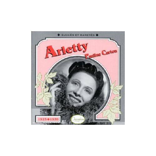 Pauline Carton - Arletty 1927-39/Carton 1925-33 - Preis vom 23.02.2021 06:05:19 h