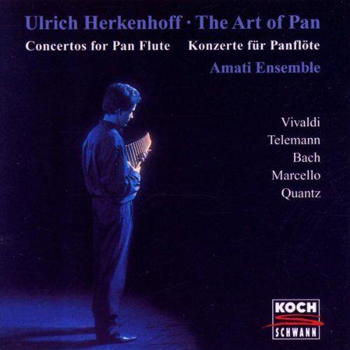 U. Herkenhoff - The Art Of Pan - Preis vom 27.02.2021 06:04:24 h