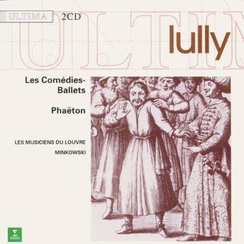 Marc Comedies-Ballets / Phaeton - Preis vom 20.01.2021 06:06:08 h