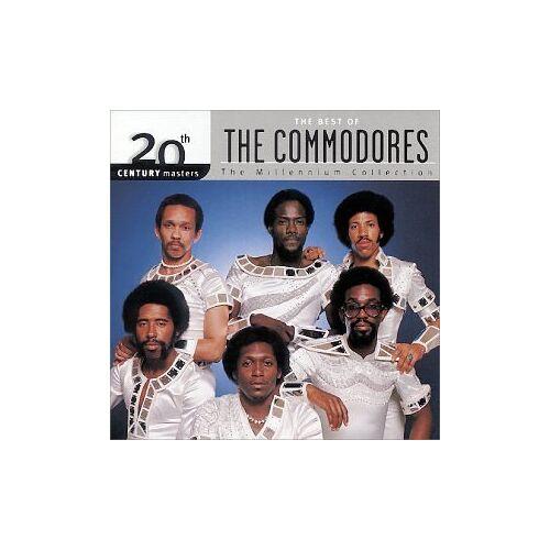 Commodores - 20th Century Masters - Commodores - Preis vom 04.10.2020 04:46:22 h
