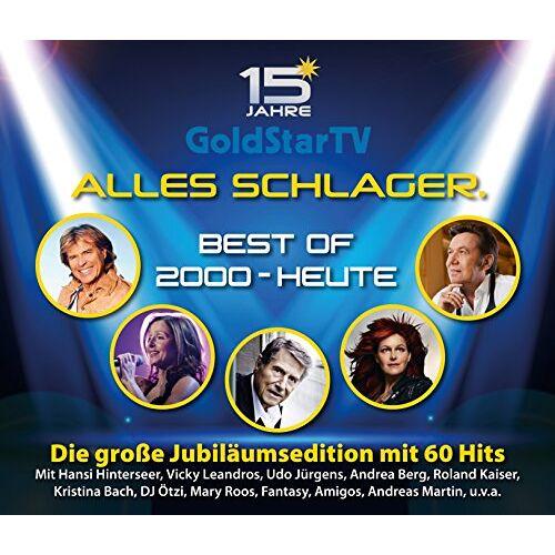 Various - Goldstar 15 Jahre Jubiläum - Preis vom 16.04.2021 04:54:32 h