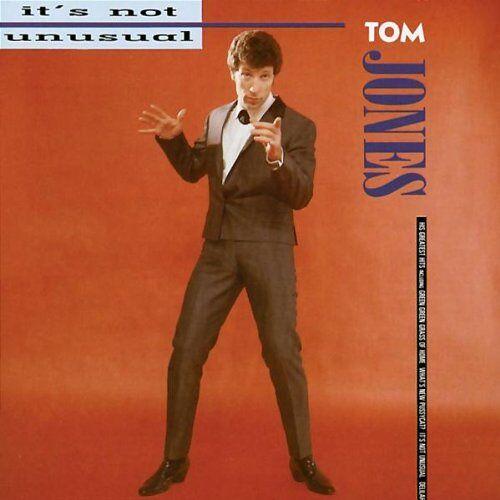 Tom Jones - It's Not Unusual - Preis vom 05.09.2020 04:49:05 h