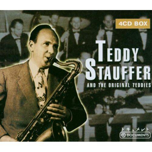Stauffer, Teddy & Original Teddies - Teddy Stauffer - Preis vom 20.10.2020 04:55:35 h