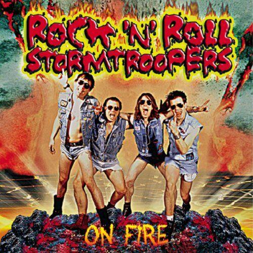 Rock'N'Roll Stormtroopers - On Fire - Preis vom 08.04.2021 04:50:19 h