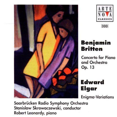 Skrowaczewski - Works By Britten and Elgar - Preis vom 21.10.2020 04:49:09 h