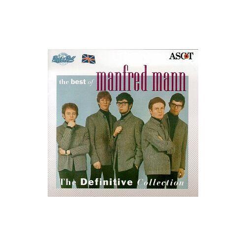 Manfred Mann - Best Of Manfred Mann - Preis vom 23.02.2021 06:05:19 h