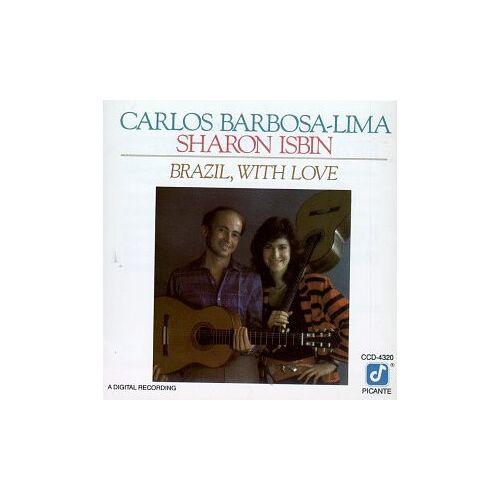 Barbosa Carlos - Brazil With Love - Preis vom 14.04.2021 04:53:30 h