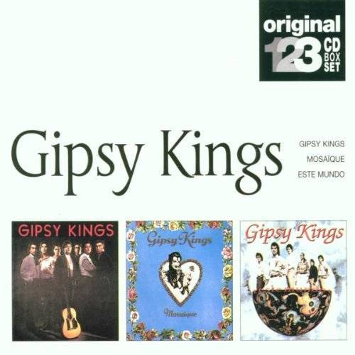 Gipsy Kings - 3 CD Box: Gipsy Kings/Mosaique/Este mundo - Preis vom 05.09.2020 04:49:05 h