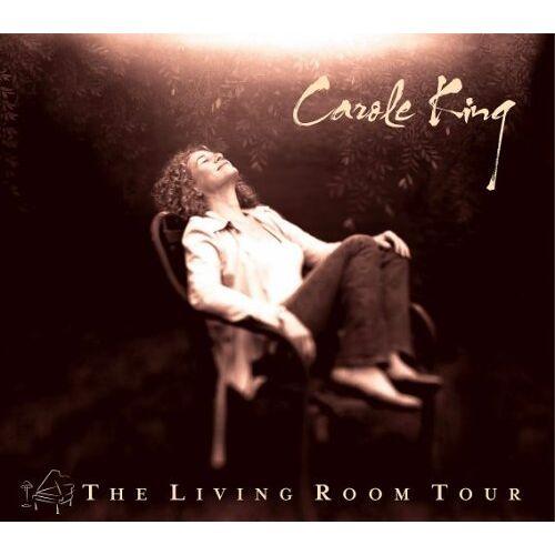 Carole King - The Living Room Tour - Preis vom 16.04.2021 04:54:32 h