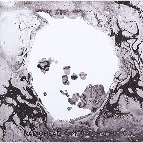 Radiohead - A Moon Shaped Pool [Vinyl LP] - Preis vom 22.01.2021 05:57:24 h
